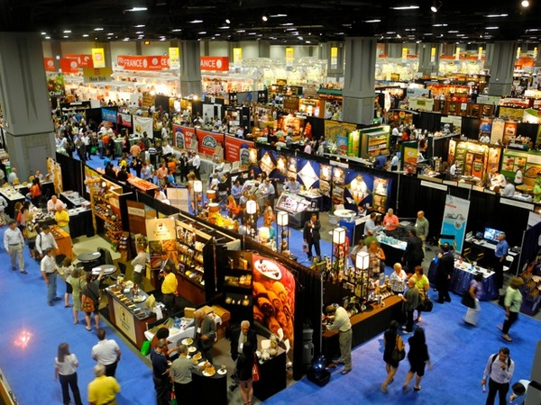 Italian food products in the united states the new york for Craft shows in louisiana
